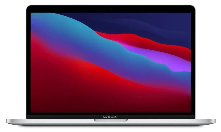 "Ноутбук Apple MacBook Pro 13 Late 2020 (Apple M1/13""/2560x1600/8GB/256GB SSD/DVD нет/Apple graphics 8-core/Wi-Fi/Bluetooth/macOS)"