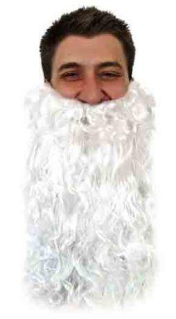 Борода Деда Мороза 40 см