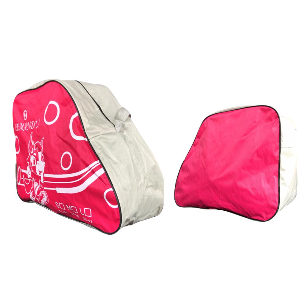 1toy сумка для коньков, 40*35*20см, роз.