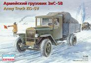 ЕЕ35151 ЗИС-5В Армейский грузовик обр. 1942