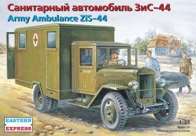 ЕЕ35152 ЗИС-44  Санитарный автомобиль