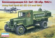 ЕЕ35154 БЗ-42 Бензозаправщик на ЗИС-5В обр. 1942