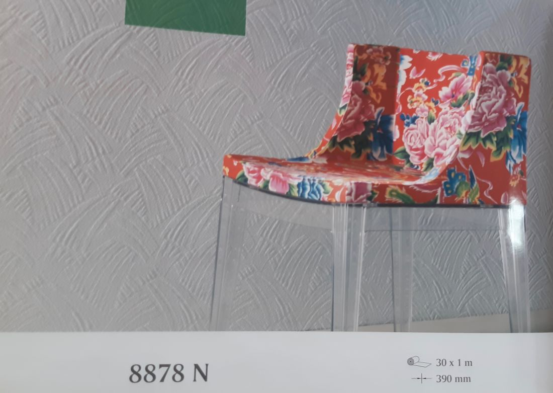 Стеклообои Novelio Decoration Jungle 8878 N