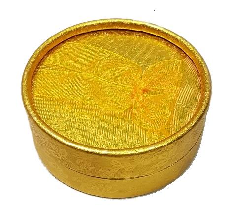Коробочка подарочная круглая 8,5см