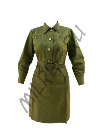 Платье форменное обр. 1941 г., реплика  (под заказ)