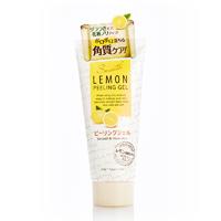 Пилинг-гель для лица с экстрактом лимона и гиалуроном,100 гр.