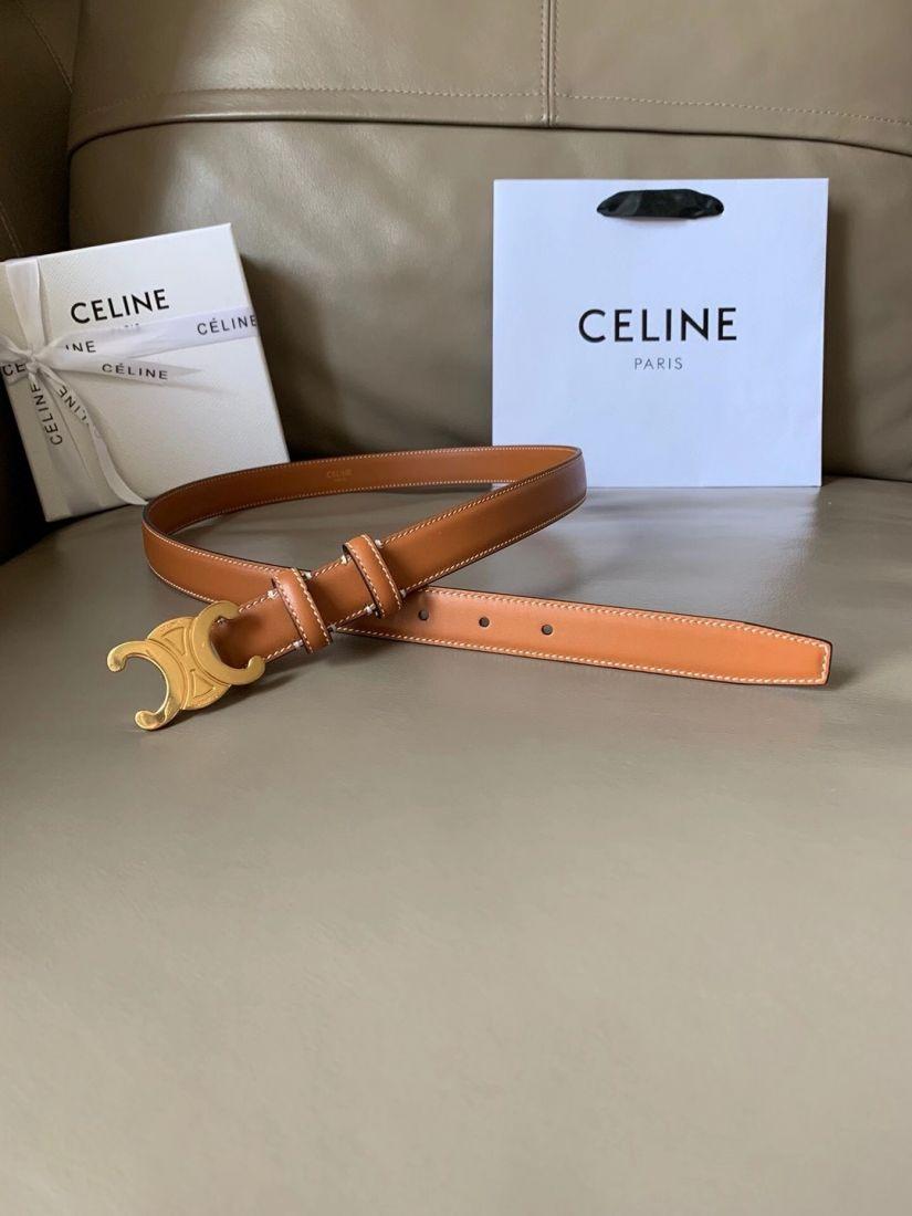 Ремень Celine Triomphe 24mm
