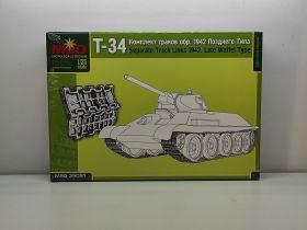 MQ35021 Наборные траки танка Т-34 (поздние)
