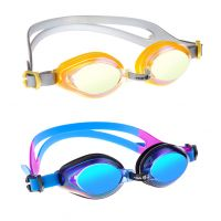 Очки для плавания тренировочные Mad Wave Aqua Rainbow