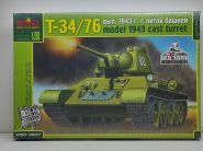 MQ3507 Танк Т-34/76 с литой башней