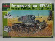MQ3541 Немецкий танк PzBfwg 38t (Прага) команд.