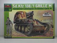 MQ3576 САУ Grille M Sd.Kfz 138/1