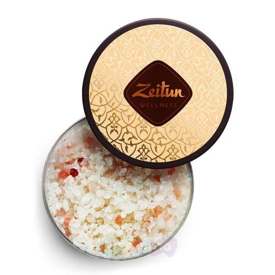 """Zeitun Аромасоль для ванн """"Ритуал восстановления"""", с маслом арганы"""