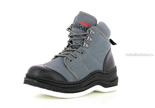 Ботинки вейдерсные Rapala серые