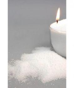 """Воск для насыпных свечей """"Белый"""" 1 кг"""