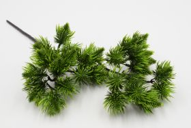 """Ветка бонсай с зелеными шишками """"Бонд"""" 2653"""
