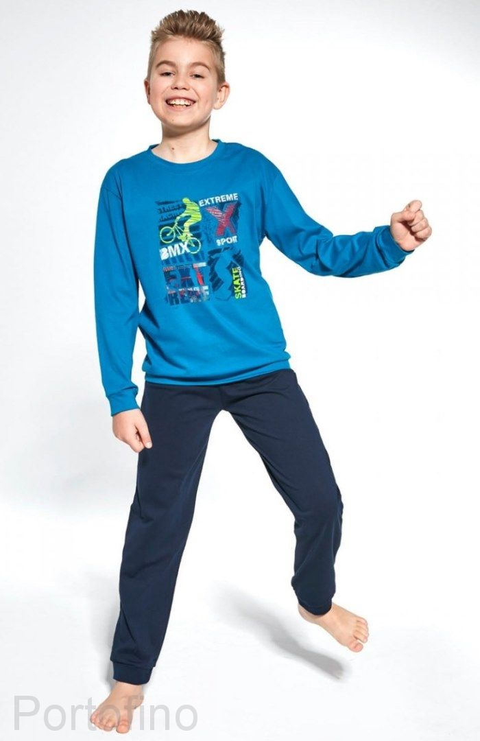 267-111 Пижама для мальчиков Cornette