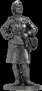 Девушка-санинструктор, сержант Красной армии. 1943-45 гг. СССР (олово)