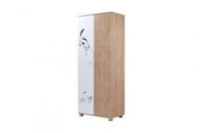 Шкаф 2-х створчатый Хаски №21