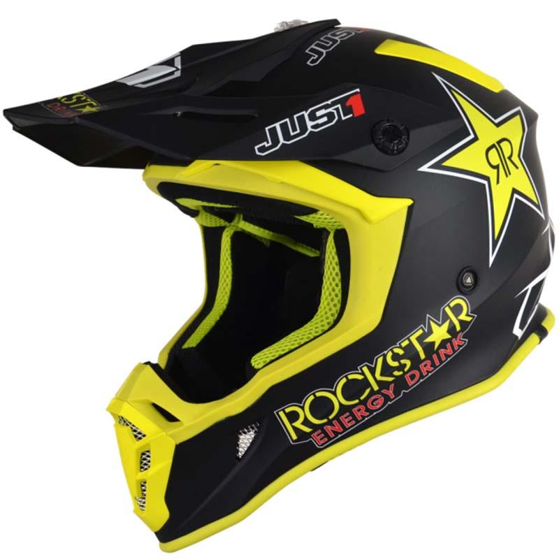 Just1 J38 Blade Rockstar шлем  внедорожный