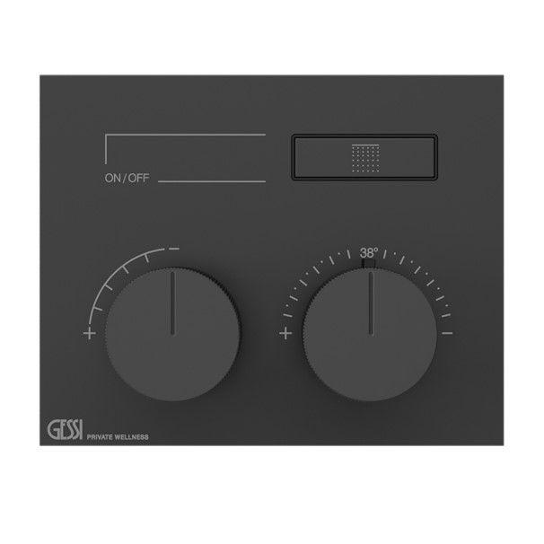 Смеситель для ванны/душа Gessi Hi-Fi 63002 ФОТО