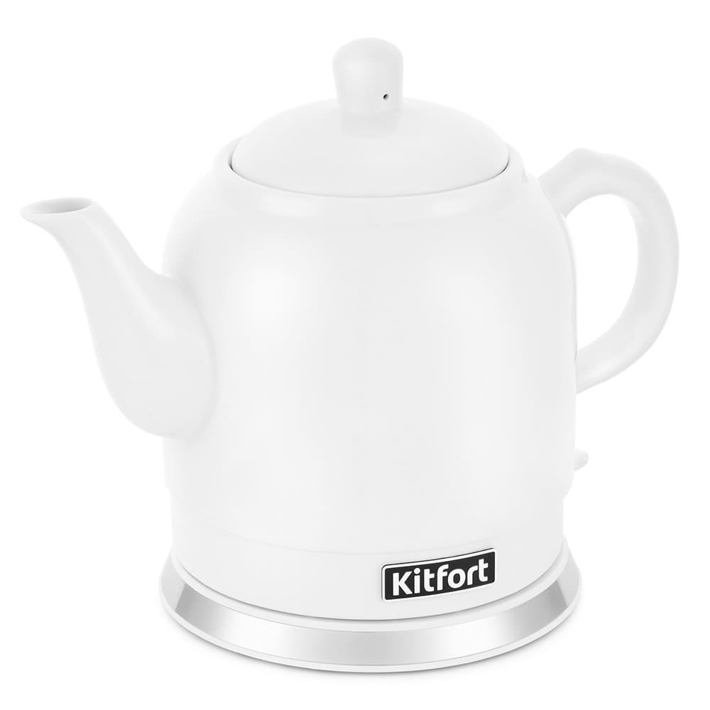Чайник Kitfort KT-691-1 белый