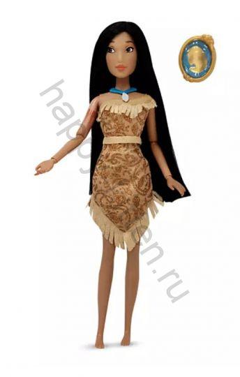 Игрукша кукла Покахонтас Дисней