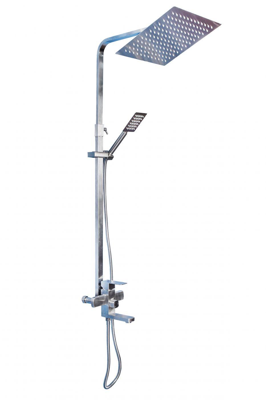 Vaserzberg SUS2450 Душевая система из нержавейки