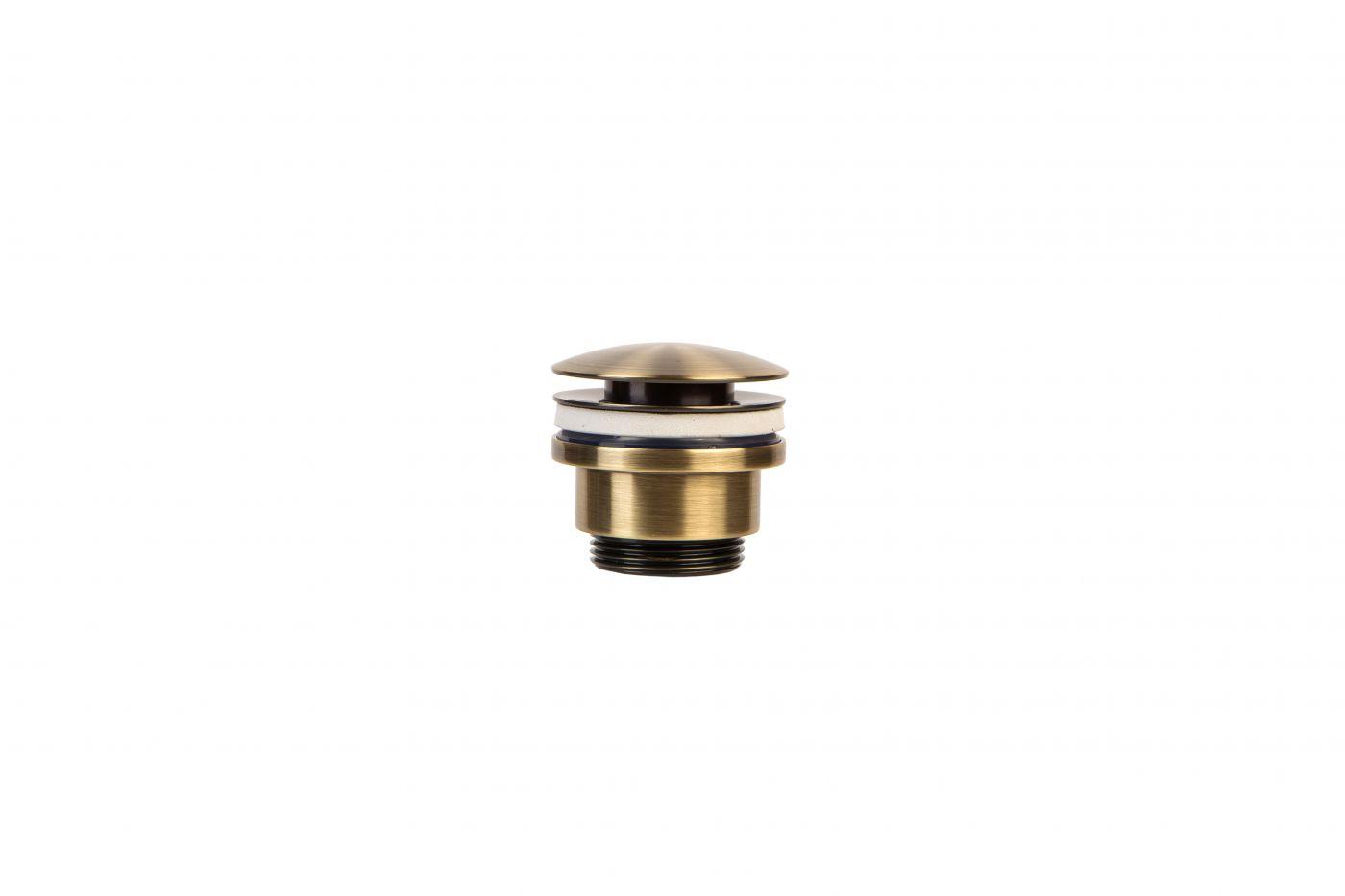 Vaserzberg SUS5 Бронзовый универсальный гидрозатвор для раковины