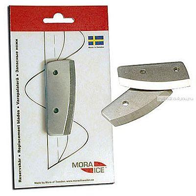 Ножи More Ice для ручного ледобура Easy, Spiralen 200 мм. (с болтами для крепления)