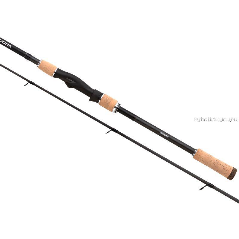 Спиннинг Shimano Sedona 611L CORK 211 см / тест 3 - 14 гр