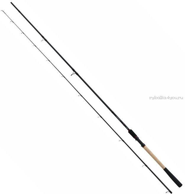 Фидер Shimano Aernos 8' Commercial Picker тест 40 гр /  244 см