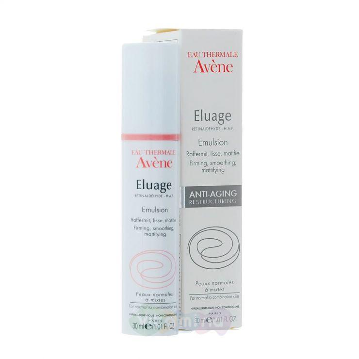 Avene Элюаж Эмульсия от морщин, восстанавливающая упругость, для нормальной и комбинированной кожи