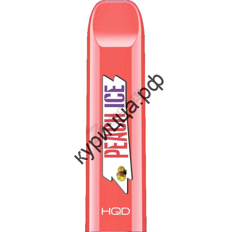 HQD V2 - Peach Ice (Персик)