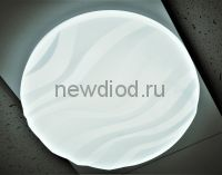 Управляемый светодиодный светильник Arctic 1106 48Вт-12м² 400мм пульт 6/3/4000K Oreol