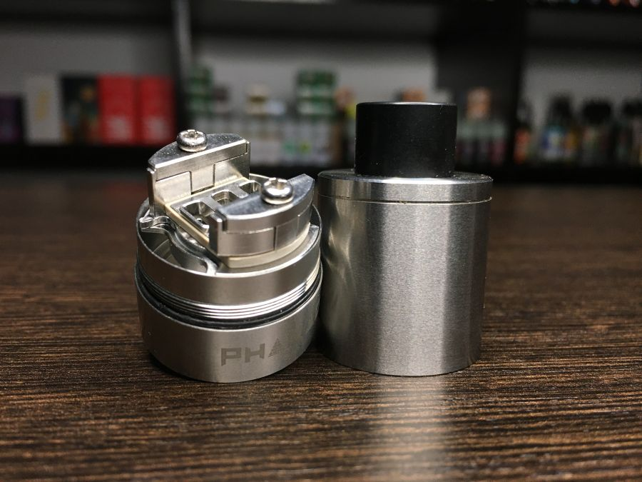 RDA Pharaoh 25mm