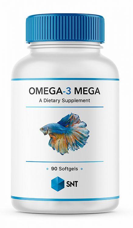 SNT Omega 3 Mega 330/220 90 капсул