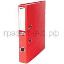 Файл А4 5см Berlingo красный/карман АМ4611