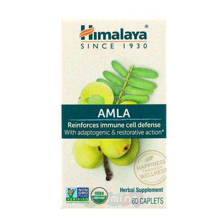 Himalaya Амла Amla, 60 капс