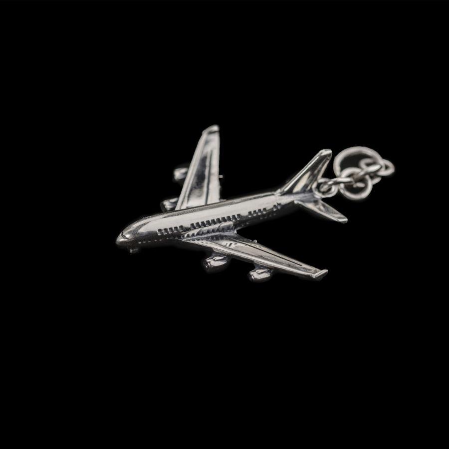 СЕРЕБРО Самолет бр. Boeing 747