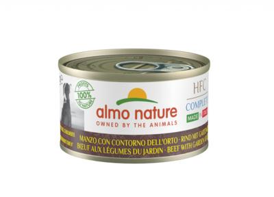 """Полнорационные консервы для собак Итальянские рецепты: """"Говядина с овощами"""""""