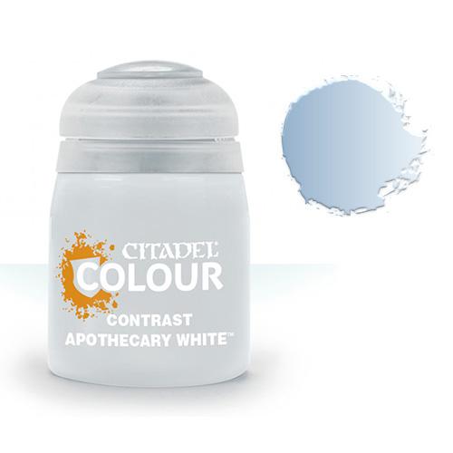Контрастная краска Apothecary White 29-34