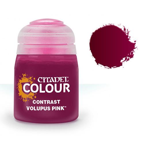 Контрастная краска Volupus Pink 29-14