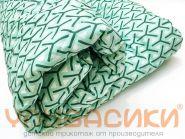 Одеяло детское бамбук 110х140 (Бязь простеганная, напол.300г/м)