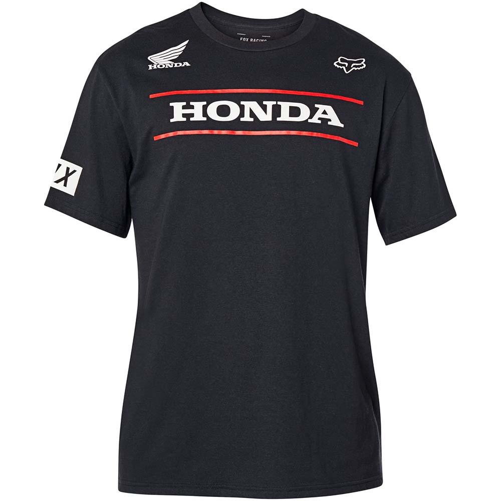 Fox Honda SS Tee Black футболка