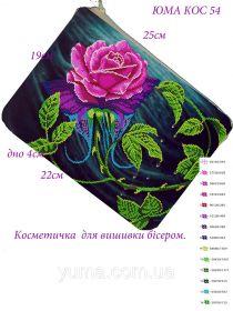 ЮМА ЮМА-КОС-54 Косметичка заготовка для вышивки бисером купить оптом в магазине Золотая Игла - вышивка бисером