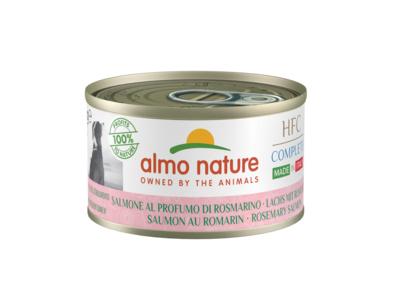 """Полнорационные консервы для собак Итальянские рецепты: """"Лосось с розмарином"""""""