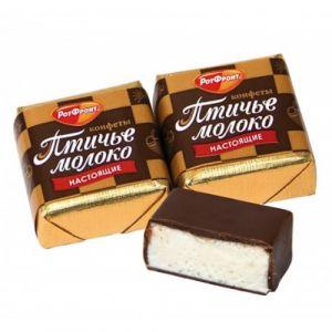 Конфеты ПТИЧЬЕ МОЛОКО Шоколад 220г