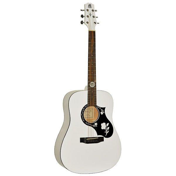 MADEIRA HF-680 WH Гитара акустическая