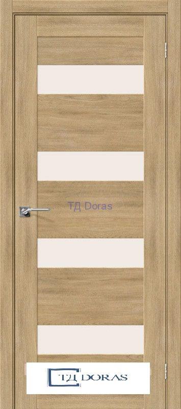 Межкомнатная дверь с экошпоном Легно-23 Organic Oak